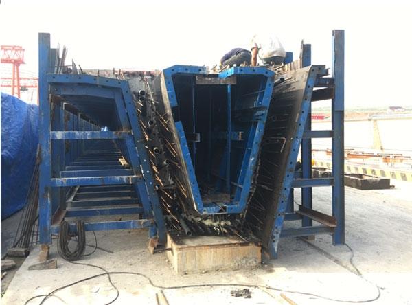 太行山公路小箱梁内外模成套钢模板